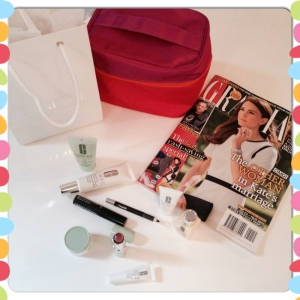 Thank you Grazia & Clinique